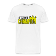 T-Shirts ~ Men's Premium T-Shirt ~ Official Champion