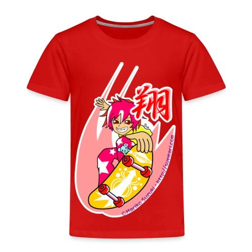 Skating Girl - Toddler Premium T-Shirt