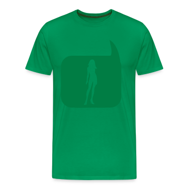 speech bubble with a sexy woman T-Shirts