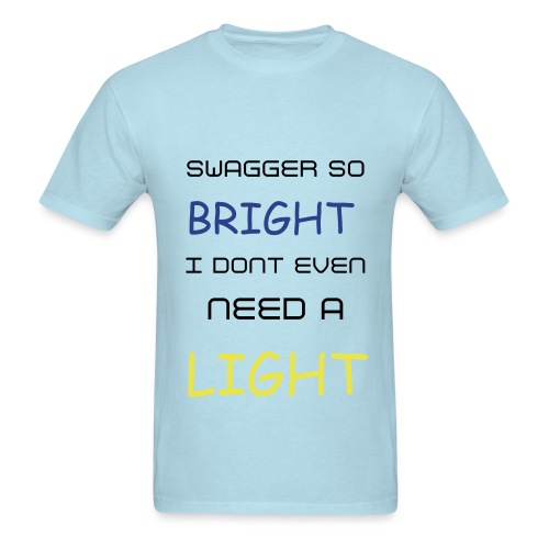 BRIGHT SWAG - Men's T-Shirt