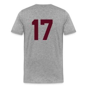 Dizzy Dean Silhouette Tee - Men's Premium T-Shirt