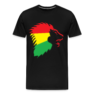 T-Shirts ~ Men's Premium T-Shirt ~ Lionhead Tee II