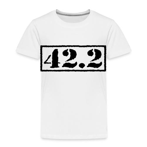 Top Secret 42.2 - Toddler Premium T-Shirt