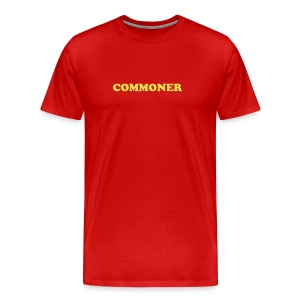 Commoner T-Shirt - Men's Premium T-Shirt