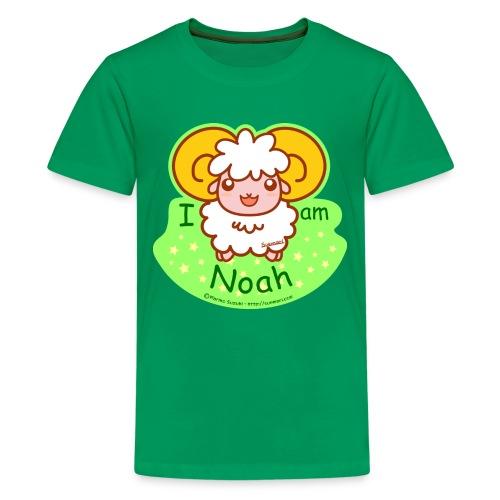 I am Noah - Kids' Premium T-Shirt
