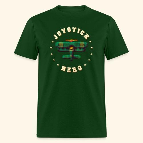 Joystick Hero 1 (Vintage Print) - Men's T-Shirt