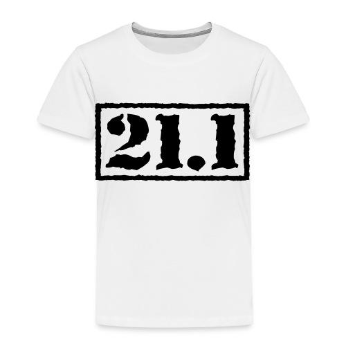 Top Secret 21.1 - Toddler Premium T-Shirt