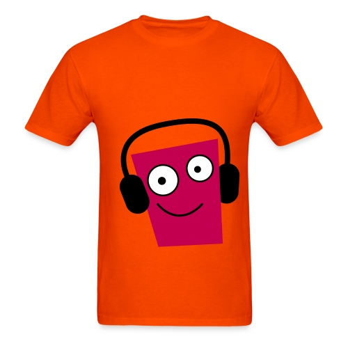 Headphone Buddy - Men's T-Shirt