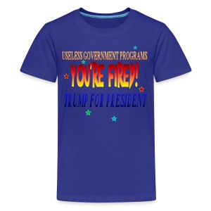 Trump For President - Kids' Premium T-Shirt