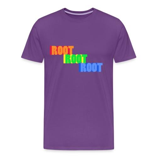 For The Home Team  - Men's Premium T-Shirt