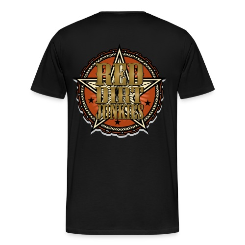 Men's Junkie Nation Shirt - Men's Premium T-Shirt