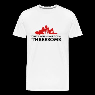 Two Girls Short (2c) T-Shirts