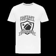 T-Shirts ~ Men's Premium T-Shirt ~ Fantasy Football Commissioner