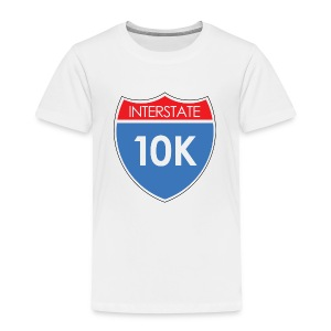 Interstate 10K - Toddler Premium T-Shirt
