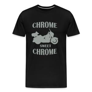 Chrome Sweet Chrome - Men's Premium T-Shirt
