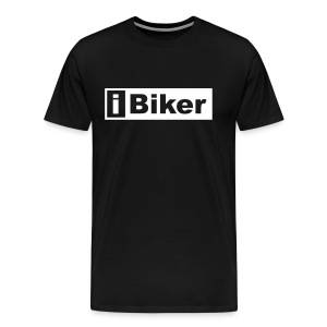 iBiker - Men's Premium T-Shirt