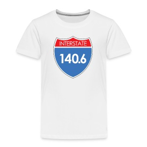 Interstate 140.6 - Toddler Premium T-Shirt