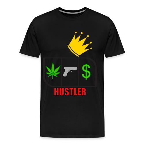 #1 - Men's Premium T-Shirt