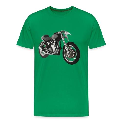 Cafe Racer - Men's Premium T-Shirt