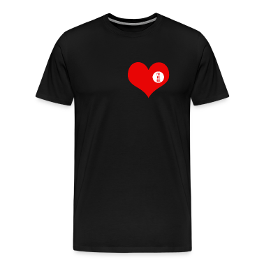 You are here - love and valentine's day gift T-Shirts