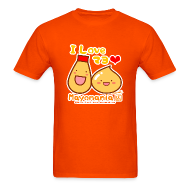 Mayo love T-shirt