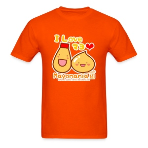 Mayo Love - Men's T-Shirt