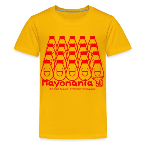 Mayota Full - Kids' Premium T-Shirt