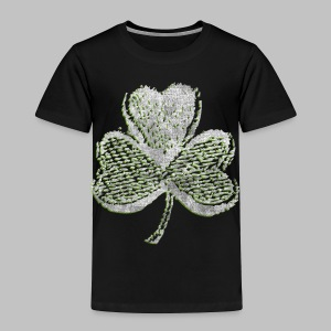 Old Shamrock Style - Toddler Premium T-Shirt