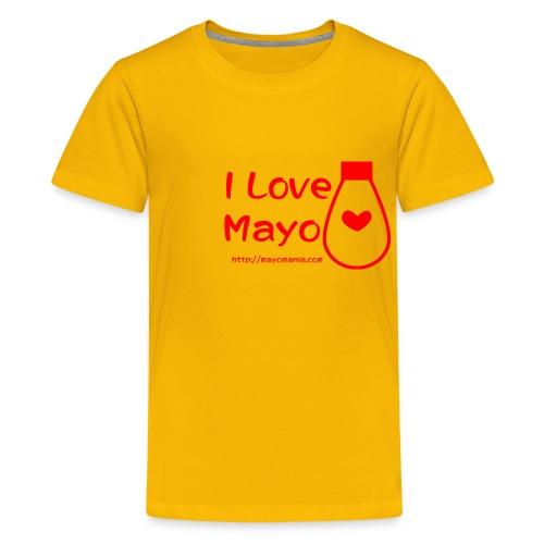 I Love Mayo - Kids' Premium T-Shirt
