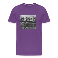 T-Shirts ~ Men's Premium T-Shirt ~ mens construction works tshirt purple