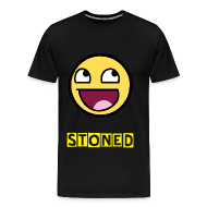T-Shirts ~ Men's Premium T-Shirt ~ Stoned T