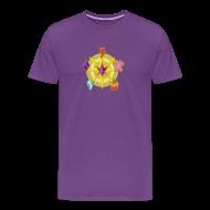 T-Shirts ~ Men's Premium T-Shirt ~ Power of the Elements