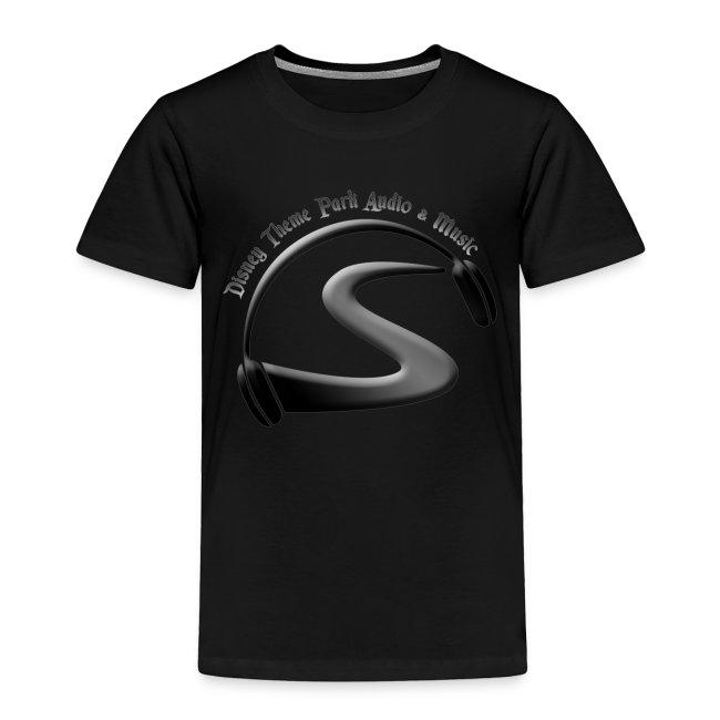 Black Logo - Toddler