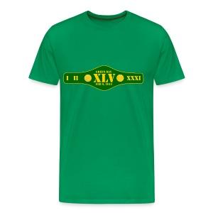Title Belt - Men's Premium T-Shirt