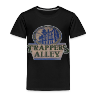 Baby & Toddler Shirts ~ Toddler Premium T-Shirt ~ Trappers Alley DWD Toddler T-Shirt