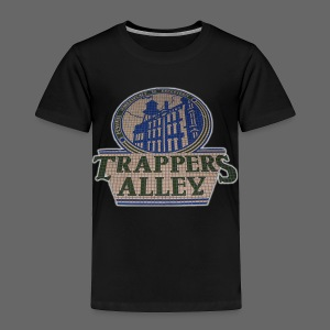 Trappers Alley DWD Toddler T-Shirt - Toddler Premium T-Shirt