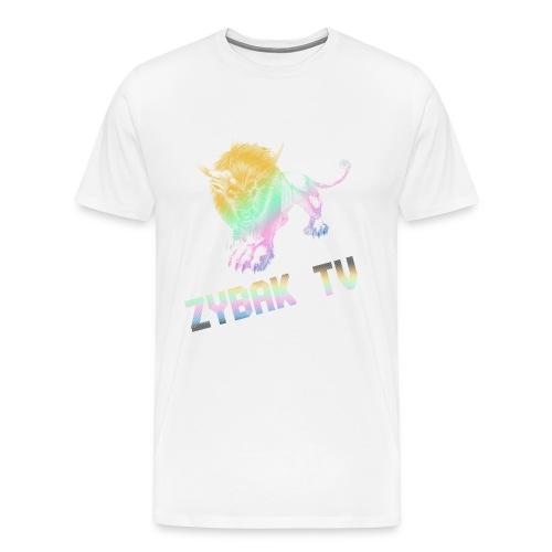 ZybakTV Shirt - Men's Premium T-Shirt