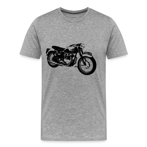Triumph Bonneville T120 - Men's Premium T-Shirt