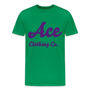 Purp & Green - Men's Premium T-Shirt