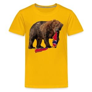 Bear Food - Kids' Premium T-Shirt