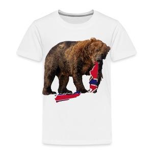 Bear Food - Toddler Premium T-Shirt