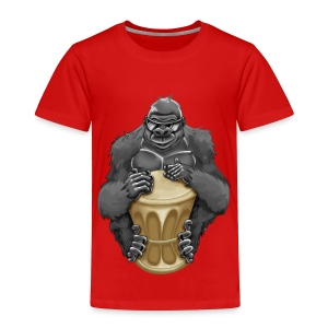 Jungle Beat - Toddler Premium T-Shirt