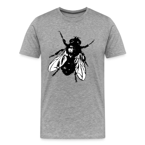 3XL T-Shirt The Fly - Men's Premium T-Shirt
