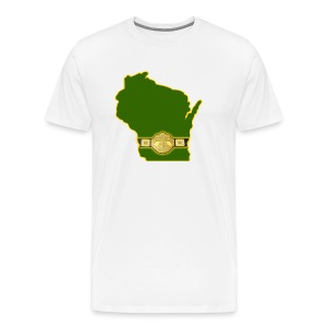 Belt State - Men's Premium T-Shirt