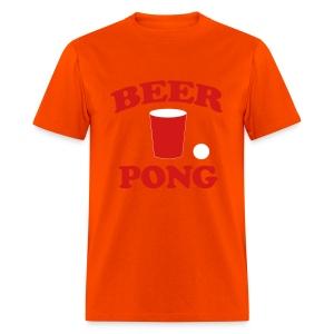 BEER PONG - Men's T-Shirt