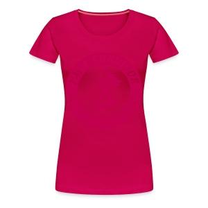 I'm a Survivor Not a Statisitc - Women's Plus Size Pink Ribbon Tee - Women's Premium T-Shirt