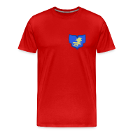 T-Shirts ~ Men's Premium T-Shirt ~ Crusader's Uniform/Grownups