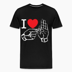 i love fucking T-Shirt (black)