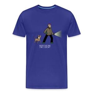 Northern Incident Men's shirt - Men's Premium T-Shirt
