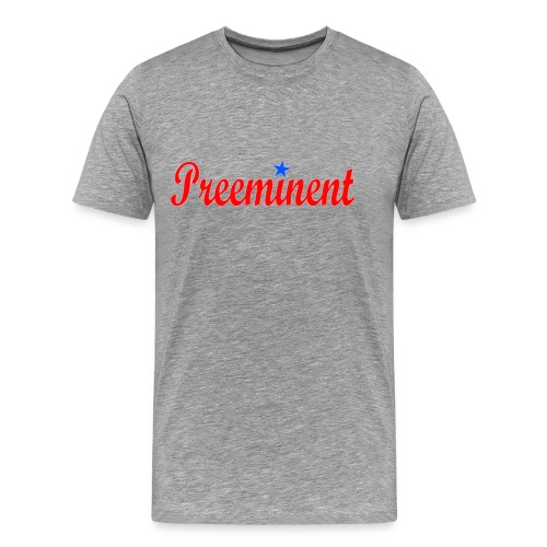 The Preeminent slugger of our time - Men's Premium T-Shirt